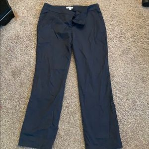New York & co size 8 petite cropped dress pants